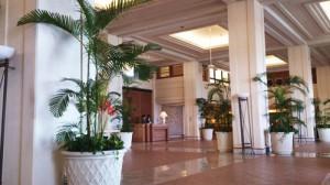 opened lobby