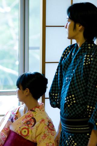 yukata/kimono